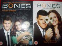 Bones Season 11 & Season 12 The Final Season DVD