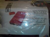WENZEL STOW N GO TWIN AIRBED **BRAND NEW**