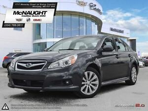 2012 Subaru Legacy 2.5i AWD | Sunroof | Heated Seats