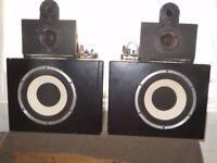 HiFi Solstice Speakers