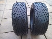 Three tyres 195/50/15 for sale