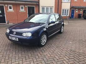 Mk 4 golf gti 1.8 great condition
