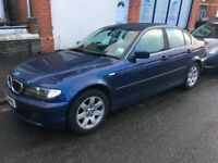 BMW 320i 53 reg Great condition all round **reduced due to time wasters**