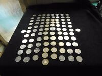 MASSIVE COIN COLLECTION OVER 100 COINS £2 & 50p PLUS BATTLE OF HASTINGS ROYAL MINT & WILL CONQUERER