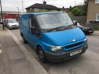 2003 Ford Transit low Milage