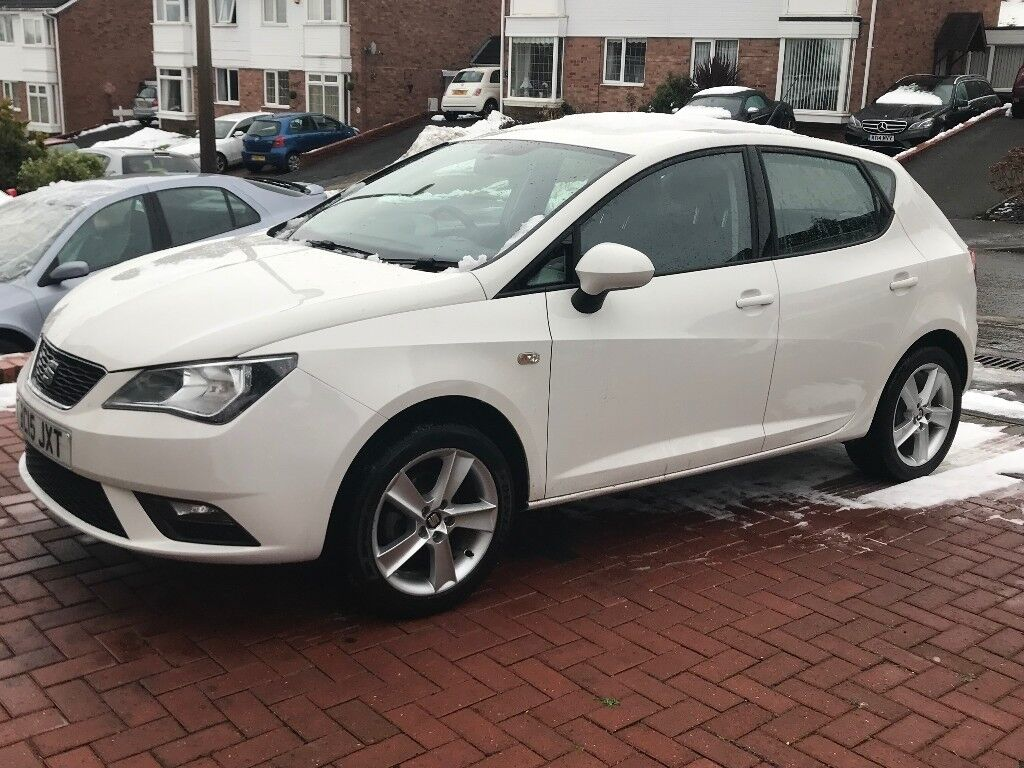 2015 seat ibiza toca 1 4 petrol 5 door reduced price for quick sale in halesowen west. Black Bedroom Furniture Sets. Home Design Ideas