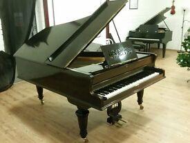 Stunning John Broadwood Grand Piano   Free UK Delivery
