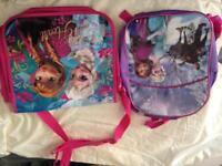 Frozen bags