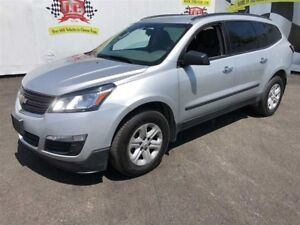 2017 Chevrolet Traverse LS, Auto, 3rd Row Seating, Back Up Camer