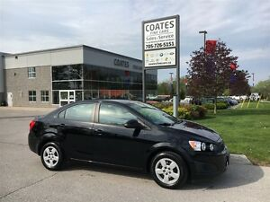 2012 Chevrolet Sonic LS ~Bluetooth ~Fuel Efficient  ~Top Safety