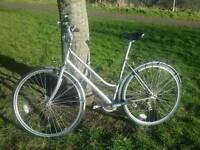 FLACON Explorer Hybrid bike