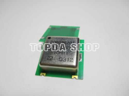 used 1pc OCXO ERC3050F 10MHZ