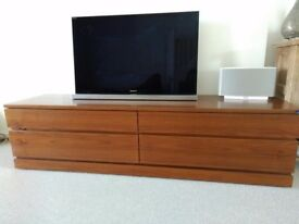 Skovby lowboard tv unit