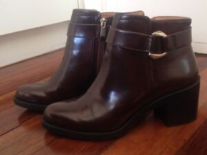 Zara Women's Ankle Boots - only bought 2mths ago! Chatswood Willoughby Area Preview