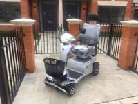 Quingo toura scooter 10 hours use can deliver