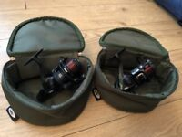Various fishing tackle. All in excellent condition only used a handful of time