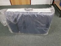 Portable Folding Therapy Couch, Brand New, Adjustable Height