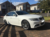 BMW 3 Series 2.0 318i Sport Plus Edition 4 Door Saloon (Excellent condition & Full SH)