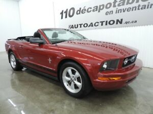 2008 Ford Mustang PONEY PACKAGE