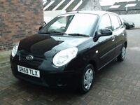 2009 59 KIA PICANTO 1.0 5 DOOR PICANTO 1 ** £30 ROAD TAX ** 12 MONTH MOT ** VERY CLEAN CAR **