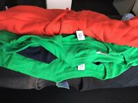 Job Lot - SECONDS - 8 Gildan unbranded tshirts & hoodies (mens and womens)