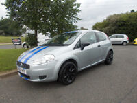 FIAT GRANDE PUNTO 1.2 HATCHBACK NEW SHAPE 2007 ONLY 62K MILES BARGAIN ONLY £1350 *LOOK* PX/DELIVERY