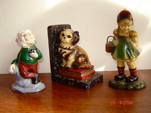 Lovely Collection of Naturecraft Stoneware Handpainted Figurines