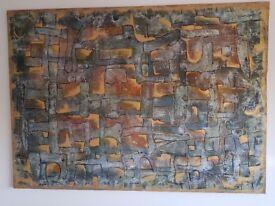 Painting - 160cmx115cm, English Artist from Essex