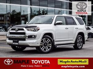 2017 Toyota 4Runner 4X4 LIMITED NAVIGATION LEATHER MOONROOF BLUE