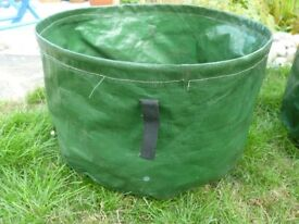 Large Round Bags for growing vegetables & plants