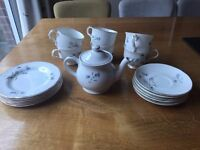 Vintage Tea Set- SADLER WELLINGTON