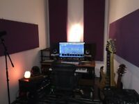 Recording Studio/Production Room Available for Composer/Producer/DJ