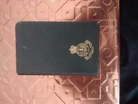 Royal Scots Grey's issue bible