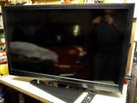 Sony Smart Bravia 40 inch TV 10 yrs old.