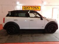 MINI Countryman 1.6 Cooper D (Chili) ALL4 5d Polar White