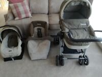 Mamas and Papas Travel System Pram