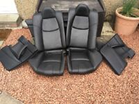 Mazda RX8 rear seats and door panels