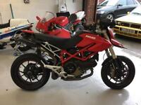 Ducati Hypermotard 1100s 2007