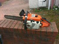 A GOOD STIHL 031 FOR SALE, A 49cc POWERFUL CHAINSAW FROM THE 1113 SERIES, GREAT FOR THE WOOD BURNER