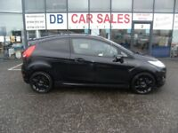 50K MILES!! 2008 58 FORD FIESTA 1.6 ZETEC S 3D 118 BHP **** GUARANTEED FINANCE **** PART EX WELCOME