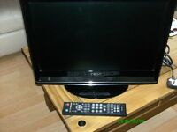 18 inch tv good cond