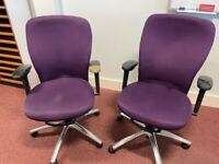 Office Chairs (old but very sturdy!)