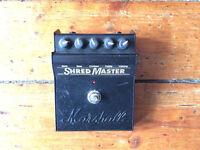 Marshall Shredmaster Distortion Pedal