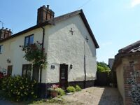 HOLIDAY LET! ALBERTS COTTAGE, ASHILL, NORFOLK FROM £310 SLEEPS 4