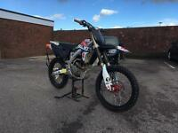 RMZ 250 FI (2011) Motocross Bike