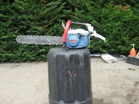 vintage danarm chainsaw 55 automatic