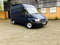 Ford transit 53 plate 2004 extremely low miles 82,000
