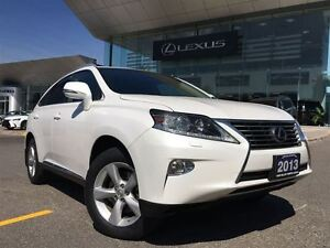 2013 Lexus RX 350 2owners Lthr AWD Btooth Sroof