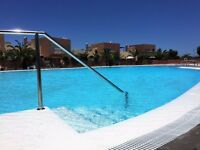 Fuerteventura Xmas Special £600 for TWO weeks Pool View Accommodation (Sleeps 4) in the Sun