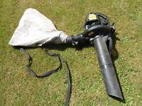 McCulloch BMV-240 Petrol Leaf Blower/Vacuum